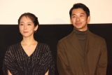 映画『泣く子はいねぇが』の特別上映会に出席した(左から)吉岡里帆、仲野太賀 (C)ORICON NewS inc.