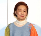 3DCGアニメーション映画『STAND BY ME ドラえもん 2』初日舞台あいさつに登場した宮本信子 (C)ORICON NewS inc.
