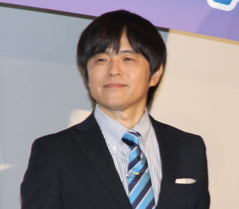3DCGアニメーション映画『STAND BY ME ドラえもん 2』初日舞台あいさつに登場したバカリズム (C)ORICON NewS inc.
