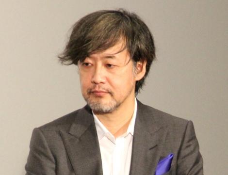 3DCGアニメーション映画『STAND BY ME ドラえもん 2』初日舞台あいさつに登場した山崎貴監督 (C)ORICON NewS inc.
