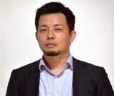 映画『滑走路』初日舞台挨拶に登場した大庭功睦監督 (C)ORICON NewS inc.
