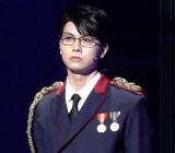 『舞台 PSYCHO-PASS サイコパス Virtue and Vice 2』公開ゲネプロに出席した多和田任益 (C)ORICON NewS inc.