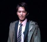 『舞台 PSYCHO-PASS サイコパス Virtue and Vice 2』公開ゲネプロに出席した中尾暢樹 (C)ORICON NewS inc.