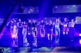 『MTV VMAJ 2020 -THE LIVE-』で「Inspiration Award Japan」を受賞したE-girls(C)岸田哲平