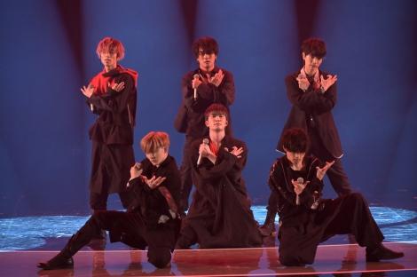 『SONGS OF TOKYO Festival 2020』に出演したSixTONES(C)NHK