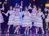 『SONGS OF TOKYO Festival 2020』に出演した日向坂46(C)NHK