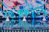 『SONGS OF TOKYO Festival 2020』に出演したアイドルマスター シンデレラガールズ(C)NHK