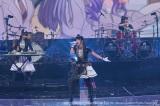 『SONGS OF TOKYO Festival 2020』に出演したRoselia(C)NHK
