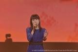 『SONGS OF TOKYO Festival 2020』に出演した水瀬いのり(C)NHK