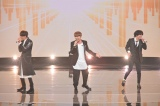 『SONGS OF TOKYO Festival 2020』に出演したNEWS(C)NHK