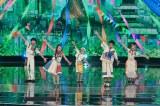 『SONGS OF TOKYO Festival 2020』に出演したFoorin(C)NHK