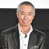 映画『泣く子はいねぇが』公開記念舞台あいさつに登壇した柳葉敏郎 (C)ORICON NewS inc.