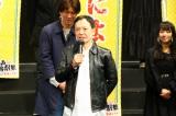 『関西演劇祭2020〜お前ら、芝居たろか!』の開幕セレモニーに出席した板尾創路