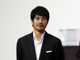 11月22日放送、NHKスペシャル『ドラマ こもりびと』主演の松山ケンイチ (C)ORICON NewS inc.