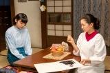 連続テレビ小説『エール』第23週・第112回より。音(二階堂ふみ)はそろそろ結婚のことも考えた方がいいのではと、24歳になった娘の事を心配する(C)NHK