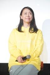 映画『私をくいとめて』トークショーに出席した大九明子監督