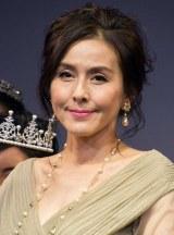 Mrs of the Year2020『グランドファイナル日本大会』にゲストとして登場した杉本彩 (C)ORICON NewS inc.