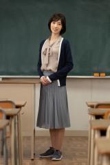 『青のSP(スクールポリス)—学校内警察・嶋田隆平—』に集中する明日海りお (C)カンテレ