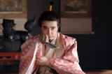 大河ドラマ『麒麟がくる』第22回より。朝倉義景(ユースケ・サンタマリア) (C)NHK