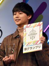 『第33回ジュノン・スーパーボーイ・コンテスト』準グランプリの青山凌大さん (C)ORICON NewS inc.