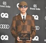 『GQ MEN OF THE YEAR 2020』のフォトコールに登場したNIGO (C)ORICON NewS inc.