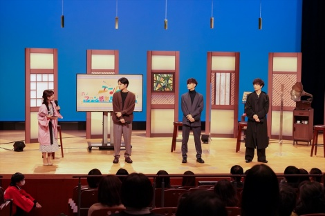 『エールファン感謝祭inふくしま』11月24日深夜(=25日 前2:35〜3:00)に総合テレビで全国放送(C)NHK