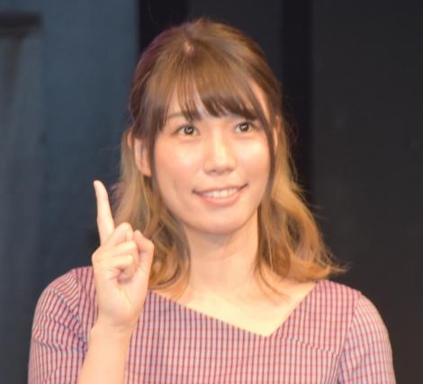 『R-1グランプリ2021』の『やります会見』に出席した紺野ぶるま (C)ORICON NewS inc.