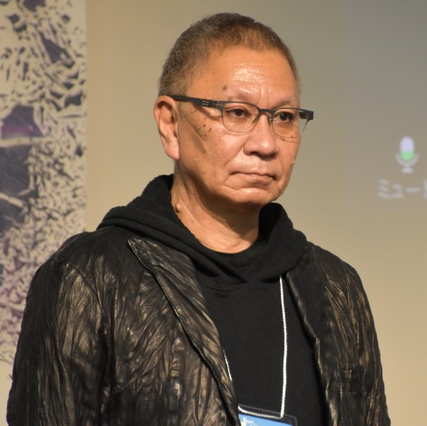 『OPEN異能vation 2020』授賞式に出席した三池崇史監督 (C)ORICON NewS inc.