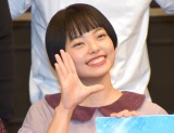 『R-1グランプリ2021』の『やります会見』に出席したぼる塾・きりやはるか (C)ORICON NewS inc.