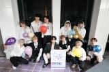 1stアルバム『The STAR』のリリース記念生配信を開催したJO1