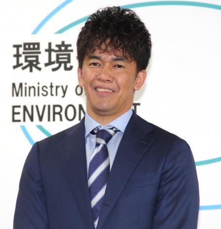 環境省広報大使に就任した武井壮=『環境省アンバサダー任命式』 (C)ORICON NewS inc.