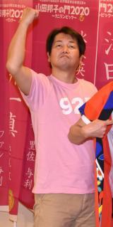 『山田邦子の門2020〜クニリンピック〜』の公開ゲネプロに参加した水木英昭プロデューサー (C)ORICON NewS inc.