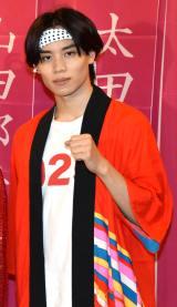 『山田邦子の門2020〜クニリンピック〜』の公開ゲネプロに参加した太田将熙 (C)ORICON NewS inc.
