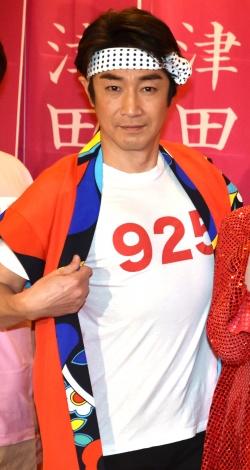 『山田邦子の門2020〜クニリンピック〜』の公開ゲネプロに参加した津田英佑 (C)ORICON NewS inc.