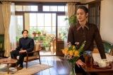 連続テレビ小説『エール』第119回より。若い世代へバトンをつなぐ思いを描いた(C)NHK