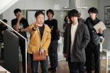 映画『サイレント・トーキョー』より中村倫也のメイキング写真(C)2020 Silent Tokyo Film Partners
