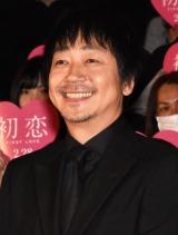 映画『初恋』ジャパンプレミアイベントに登壇した大森南朋 (C)ORICON NewS inc.