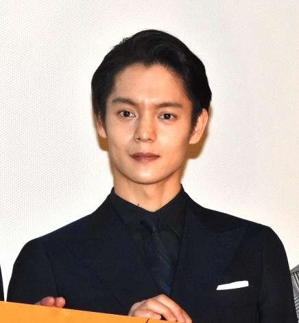 映画『ファンシー』公開記念上映前舞台あいさつに登壇した窪田正孝 (C)ORICON NewS inc.