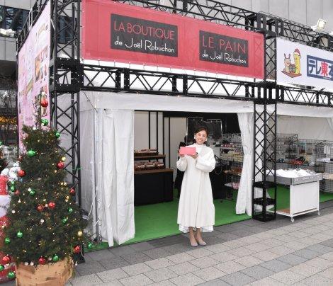 『テレ東 冬のあったかパーク2020 in TOKYO SKYTREE TOWN』に来場した高橋真麻(C)ORICON NewS inc.