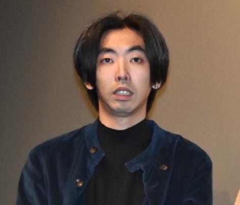 映画『記憶の技法』の初日舞台あいさつに出席した柄本時生 (C)ORICON NewS inc.
