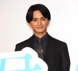 映画『君は彼方』初日舞台あいさつに登場した瀬戸利樹 (C)ORICON NewS inc.