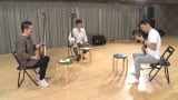 BS日テレの特番『密着205 日!東野幸治、津軽三味線を奏でる』(C)NTV