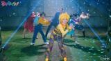 Eテレ『シャキーン!』12月7日から新曲「前のめリズム」が登場。「前のめリズム」ミュージックビデオより(C)NHK