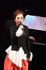 クミコ、2月以来のコンサート