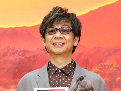 『劇場版ポケットモンスター ココ』公開アフレコイベントに登場した山寺宏一 (C)ORICON NewS inc.