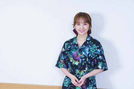 映画『魔女見習いをさがして』にメインキャストで出演している百田夏菜子(C)ORICON NewS inc.