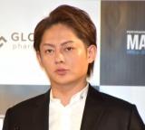 サプリメント「MARTIN-UP」の新製品発表会に登場した三崎優太 (C)ORICON NewS inc.