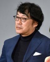 映画『天外者』完成披露試写会舞台あいさつに登壇した田中光敏監督 (C)ORICON NewS inc.
