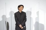 映画『天外者』完成披露試写会舞台あいさつに登壇した三浦翔平
