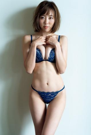 『週刊プレイボーイ』50号に登場するありぺー(C)唐木貴央/週刊プレイボーイ